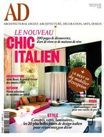 Couteau office Jean Dubost Pradel, 100% Made in France, AD magazine avril mai 2017