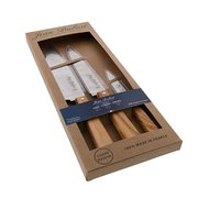 Coffret Jean Dubost gamme Tradition manches en bois d'olivier, fabrication francaise